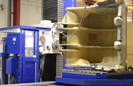 Turning & Milling - Services